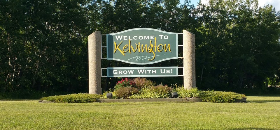 Welcome to Kelvington